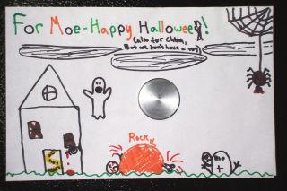 Happy Halloween Moe